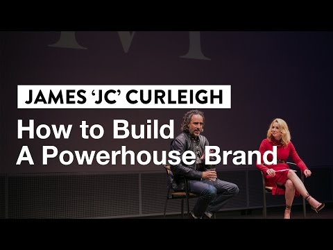 How to Build a Powerhouse Brand | James Curleigh, President of Levi's