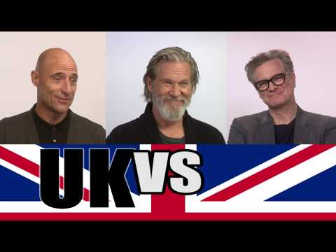 Kingsman cast take UK or US quiz – with surprising results  Magic Radio