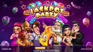 JOCKPOT PARTY  FULL FUN GAME PLAY IN SAMSUNG GALAXY S7 EDGE