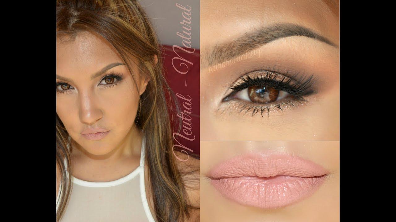 Natural Vs Neutral Makeup