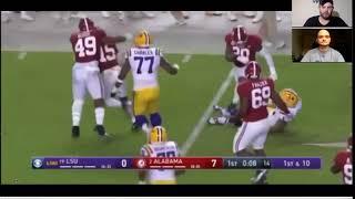 2018 NFL Draft Film Room: Alabama Safety Ronnie Harrison