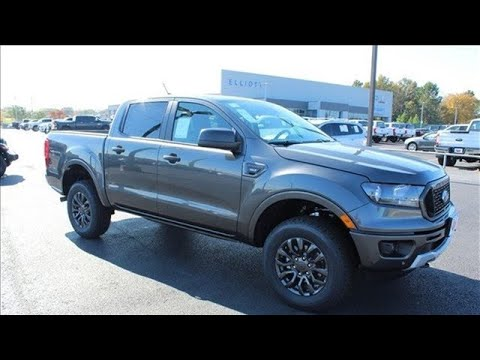 New 2019 Ford Ranger Mt Pleasant TX Sulphur Springs, TX #F8121