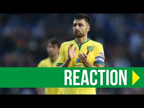 Brighton And Hove Albion 5-0 Norwich City: Russell Martin Reaction
