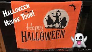 HALLOWEEN HOUSE TOUR!!! Disney, Peanuts & Vintage Collectibles