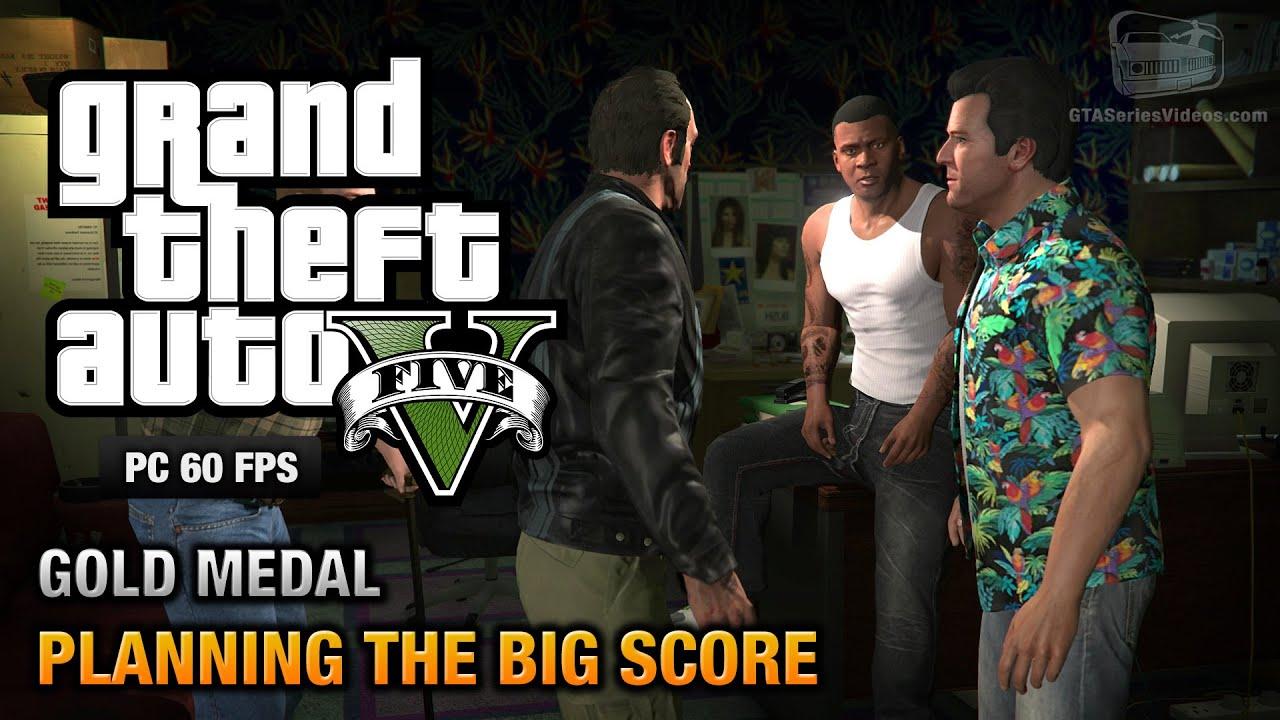 gta 5 big score plan a or b