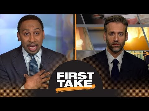 Stephen A. Smith on James Harden leading Rockets: He's the MVP front-runner | First Take | ESPN