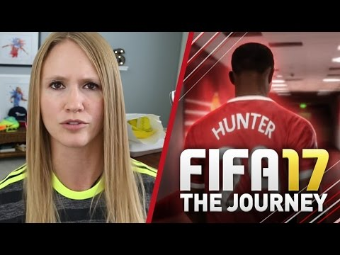 FIFA 17 The Journey Ep 1 - What Premiere League team will it be !?
