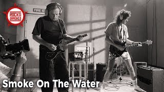 SMOKE ON THE WATER - Ian Gillan, Brian May, Ritchie Blackmore, David Gilmour, Tony Iommi etc
