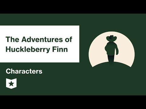 the-adventures-of-huckleberry-finn-|-characters-|-mark-twain-|-mark-twain