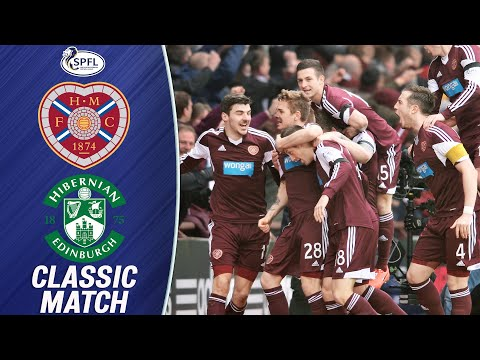 Extended highlights as Hearts win crucial Edinburgh derby