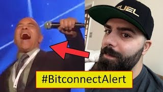 Bitconnect Guy hosts Drama Alert