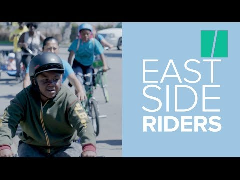 This Los Angeles Bike Club Keeps Kids Out Of Gangs
