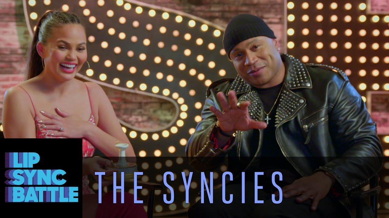 "LL Cool J and Chrissy Teigen present ""The Syncies"" | Lip ..."