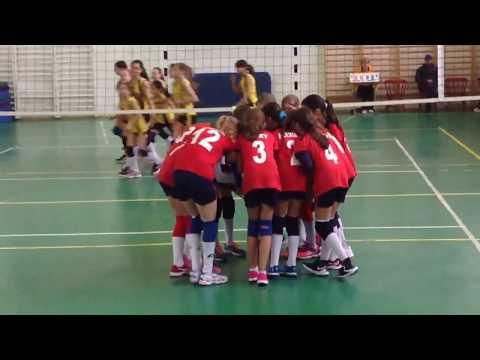 CSM A Bucuresti CSS Alexandria, Turneu Semifinal Campionat National-Minivolei 12 martie 2017