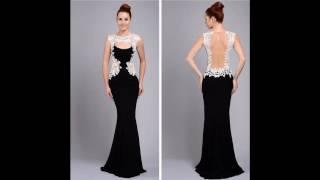 f4fdcb785 Vestidos largos super hermosos - ViYoutube