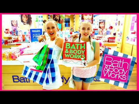 Bath & Body Works Australia - Come Shop With Us! Sydney Travel Vlog