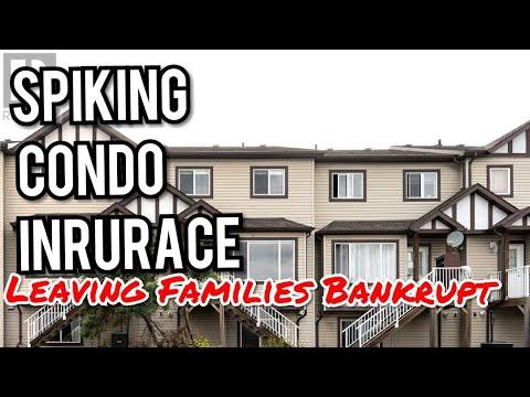 Soaring condo insurance rates help push homeowner into ...
