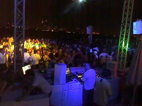 Nasimi Beach 'African' Full Moon Party ft Dino Moran