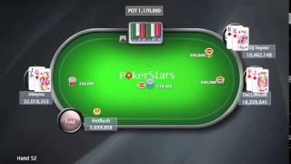 Sunday Million 20/7/14 - Online Poker Show | PokerStars