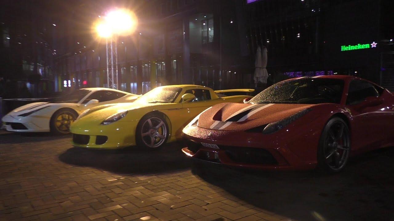 Fast Furious Super Car Accelerations Carrera Gt Spyder