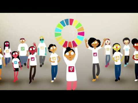 The World's Largest Lesson on 17 SDG 2016