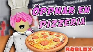Je commence ma propre pizzeria! 🍕 Roblox Anglais