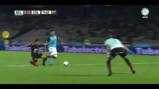 Belgrano vs Colón: ¿Fue penal de Ceballos a Bieler?