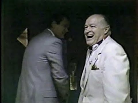 Bob Hope & Aftermath on Late Night, June 16, 1989