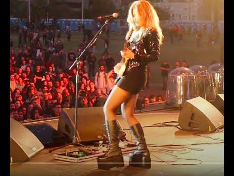 Isa Nielsen @ Samsung Best Of Blues 2018 - Special Vlog