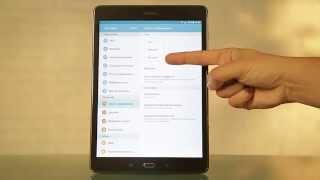 Samsung Galaxy Tab A - Как настроить звук на планшете(В этом видео мы вам расскажем о функции «Звуки и уведомления» на планшете Samsung Galaxy Tab A. ✓ Если у вас остались..., 2015-07-15T08:18:56.000Z)
