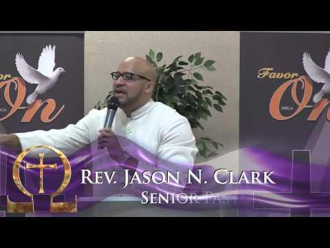 """Go Get It!"" - Pastor Jason N. Clark"