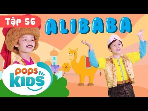 Mầm Chồi Lá Tập 56 - Alibaba   Nhạc Thiếu Nhi Cho Bé   Vietnamese Songs For Kids