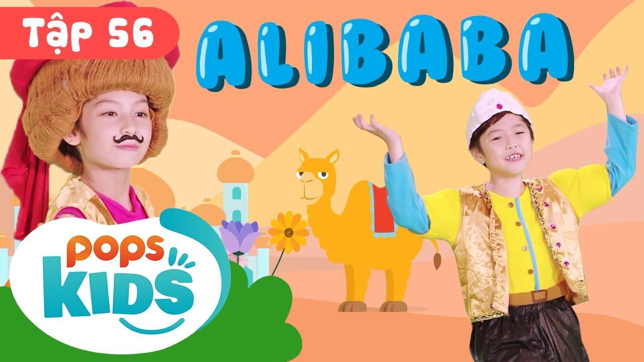 Mầm Chồi Lá Tập 56 - Alibaba | Nhạc Thiếu Nhi Cho Bé | Vietnamese Songs For Kids