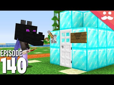 Hermitcraft 6: Episode 140 - DIAMONDS ARE COMING