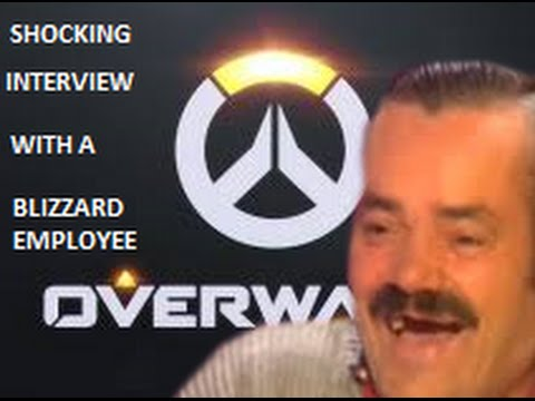 SHOCKING INTERVIEW with a Blizzard employee