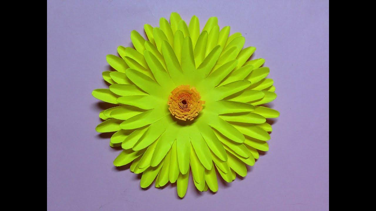 Origami Sunflower - Jo Nakashima | 720x1280
