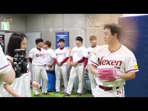 Song Ji Hyo Practice Nexen Hero Indo Sub