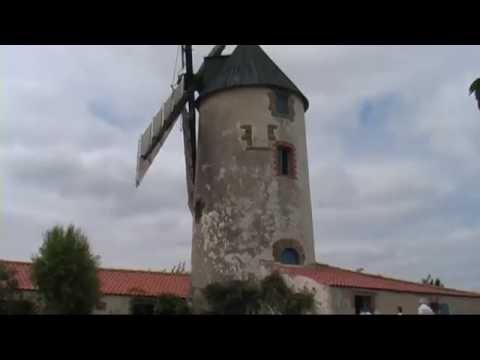 Moulin De Raire, France: Guided Tour Of A Working Windmill Since 1555
