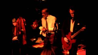 Andre Williams & the Goldstars - I Can Tell - Live in Gent 2013