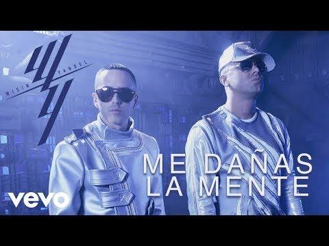 Wisin & Yandel - Me Dañas La Mente (LETRA OFICIAL)