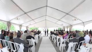 Kyle & Cathy a Glen Abbey Golf Club in Oakville Wedding