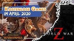 KOSTENLOS: GAMES die ihr im April 2020 gratis bekommt!