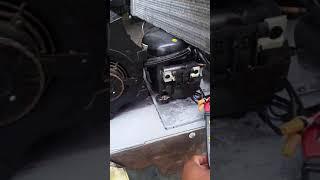 Compressor testing, amp draw, drink machine,     vendingwerks.thinkific.com