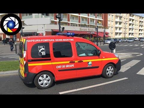 SDIS 76 Le Havre - Véhicule de Liaison Radio Chef de Groupe