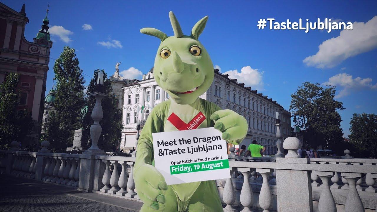 Thumbnail for Meet the Dragon & Taste Ljubljana