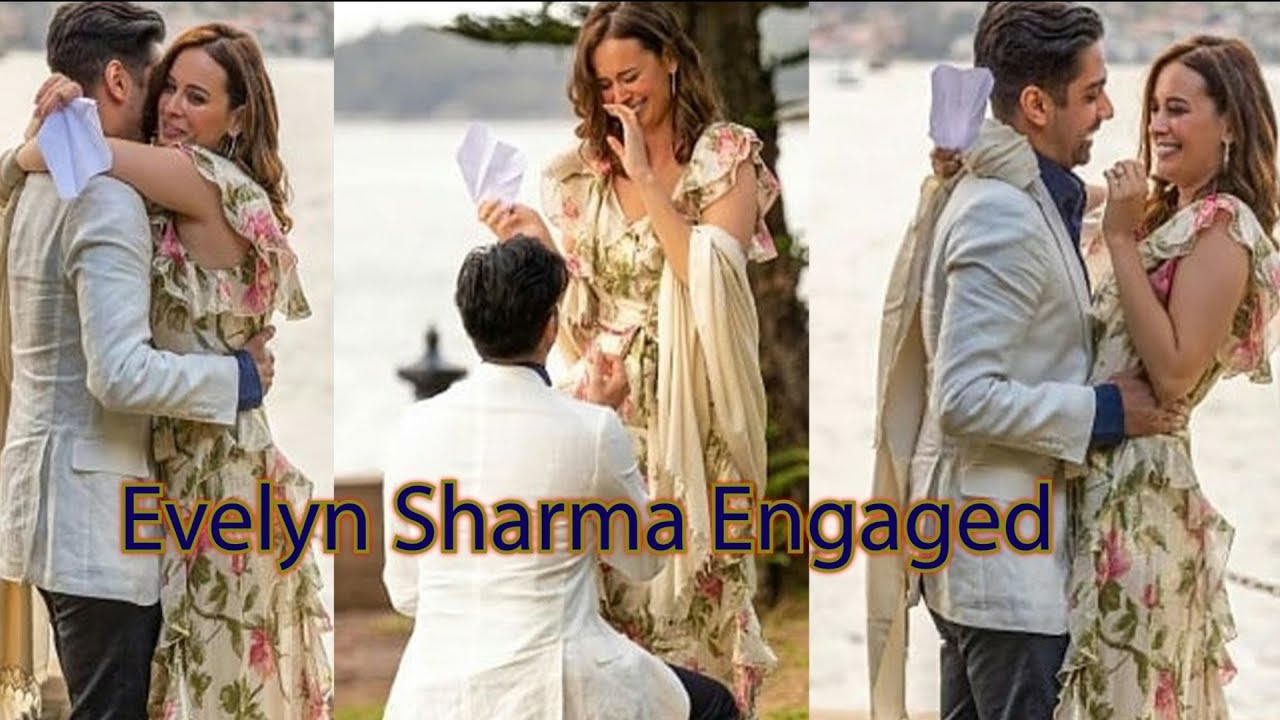 Evelyn Sharma Engaged | Evelyn Sharma getting Engaged to Australian Entrepreneur Dr. Tushaan Bhindi!