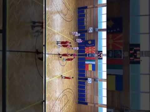 Bulgaria   Macedonia International Tournament YDF U15