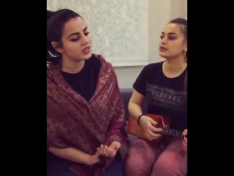 Армянка покорила сердца осетин песней на их родном языке