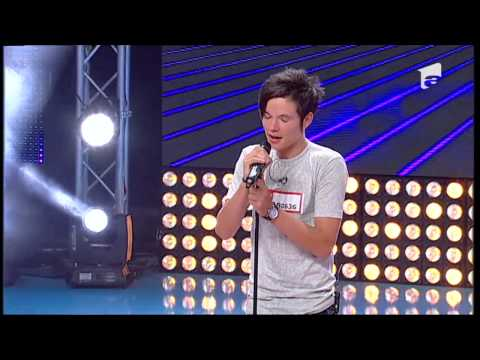 "X Factor - Constantin Volschi - Linkin Park - ""What I've Done"""