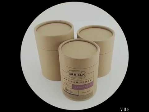 cara mudah import barang (Eco Friendly Paper Cylinder Packaging Box For Teaherbscoffee Packaging )